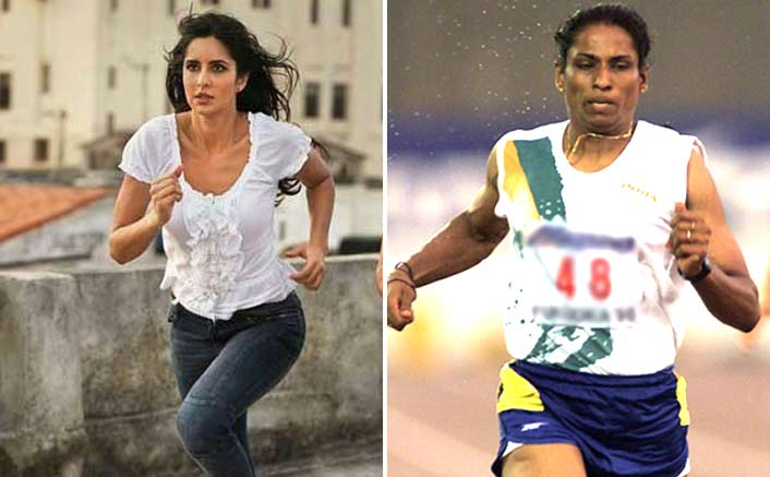 Katrina Kaif As Athlete P.T. Usha Set To Sail Her First Ever Biopic?