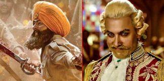 Kesari Box Office: Akshay Kumar Beats Aamir Khan's Thugs Of Hindostan!