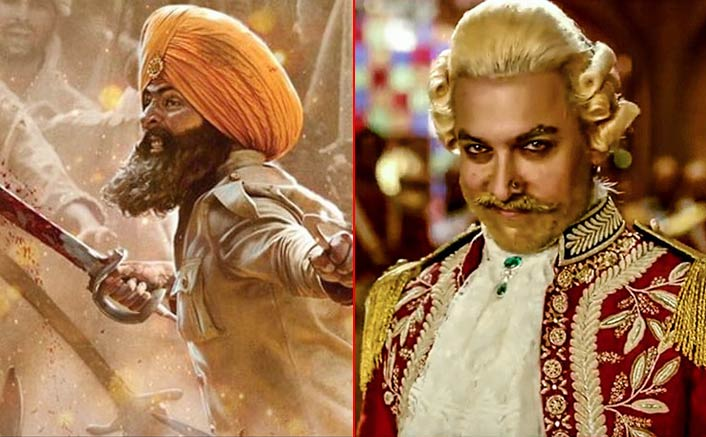 Kesari Box Office: Akshay Kumar Beats Aamir Khan's Thugs Of Hindostan!