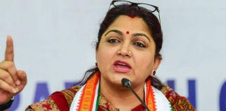 Khushbu Sundar slaps man over misbehaviour