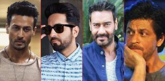Koimoi Power Index: Ajay Devgn Beats Shah Rukh Khan, Courtesy Ayushmann Khurrana