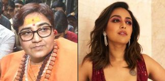 Lok Sabha Elections 2019: Swara Bhasker Hits At BJP For Offering The Ticket To A 'Potential Terrorist' Sadhvi Pragya