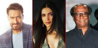 Maha Clash: It's Rajinikanth vs Deepika Padukone vs Ajay Devgn In January 2020