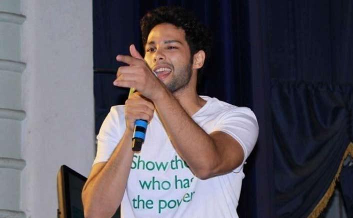 MC Sher aka Siddhant Chaturvedi roars high with his latest rap