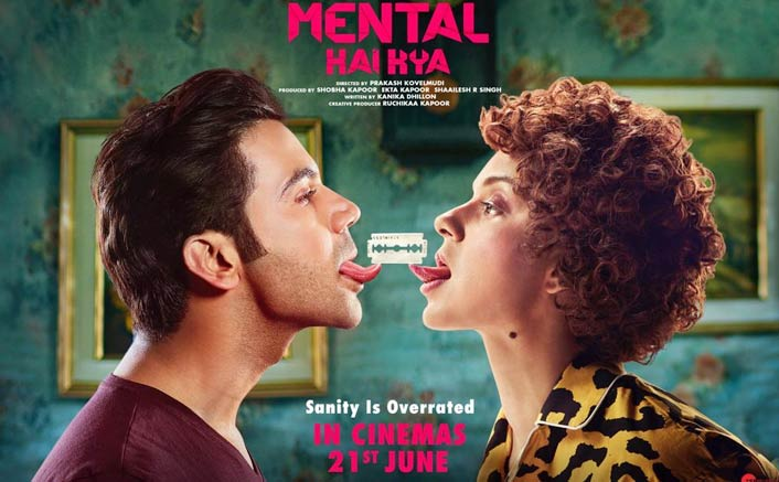 Trailer Launch Date of 'Mental Hai Kya' is OUT!