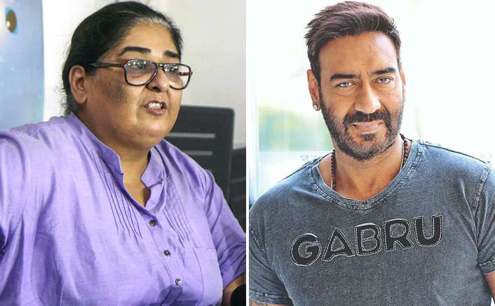 #MeToo: Now Vinta Nanda Is Disappointed By Ajay Devgn, Says Only Audience Can Reject The Film