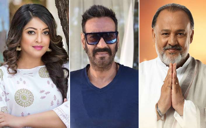 MeToo: Tanushree Dutta Slams Ajay Devgn For Working With Alok Nath, Calls Him Morally Bankrupt