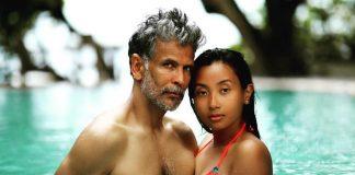 Milind, Ankita set couple goals on Maldives vacation