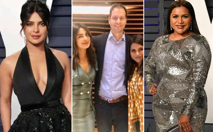 Mindy Kaling, Priyanka teaming up for wedding comedy