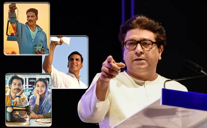 MNS Chief Raj Thackeray Terms PadMan, Toilet: Ek Prem Katha & Sui Dhaaga As BJP Sponsored!
