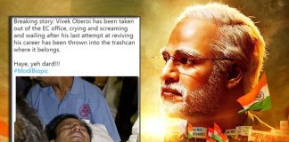 #ModiBiopic Trends On Twitter After The Film Gets Canceled. Twitterati Having Fun Trolling Vivek Inbox