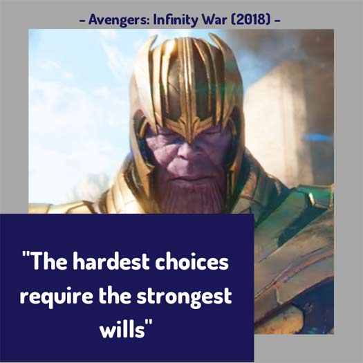 #MondayMotivation: Not Avengers: Endgame But Thanos From Infinity War Is Here To Motivate You!