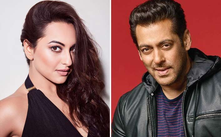 My equation with Salman won't change: Sonakshi Sinha