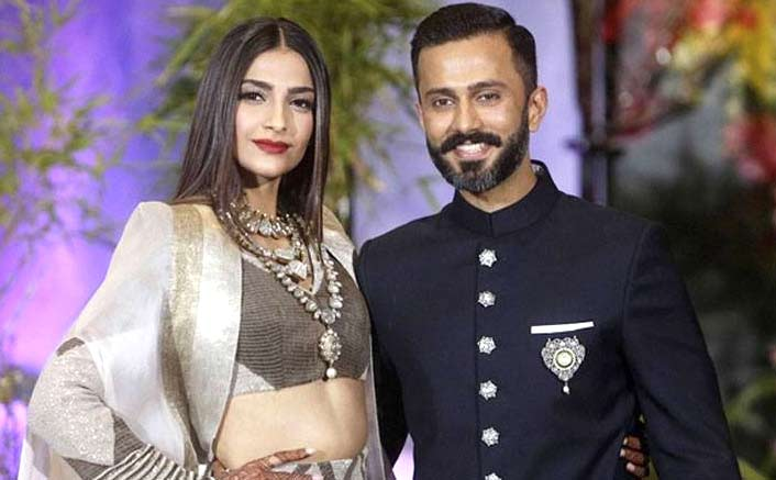 My husband is my cheerleader: Sonam Kapoor