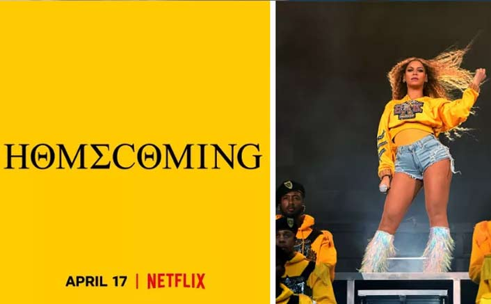 Netflix teases new Beyonce documentary