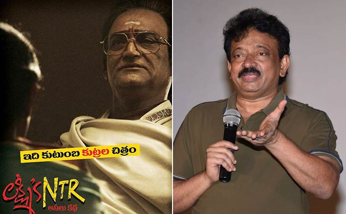 New row over 'Lakshmi's NTR' as RGV barred from Vijayawada
