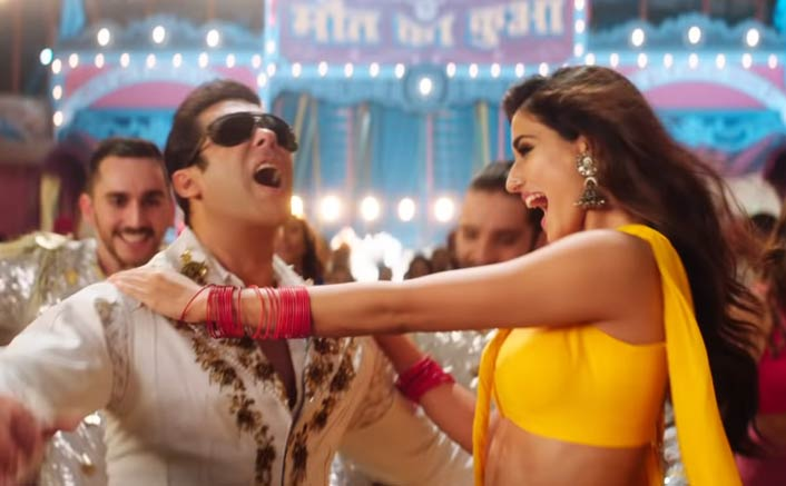 Owing to Disha Patani's sizzling avatar, Bharat's first song to feature her