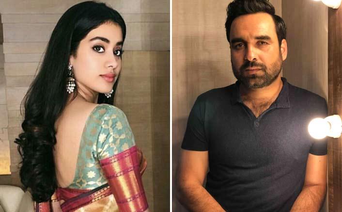 Pankaj Tripathi thinks I am a creep: Janhvi Kapoor