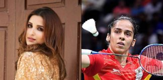 Pari starts intense training to become Saina Nehwal!