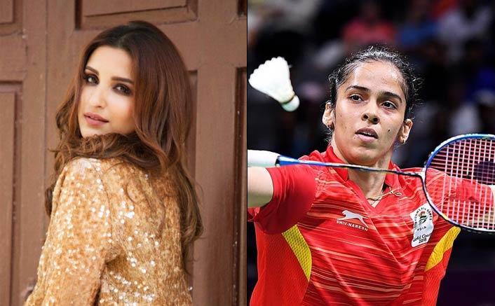 Pari starts intense training to become Saina Nehwal!