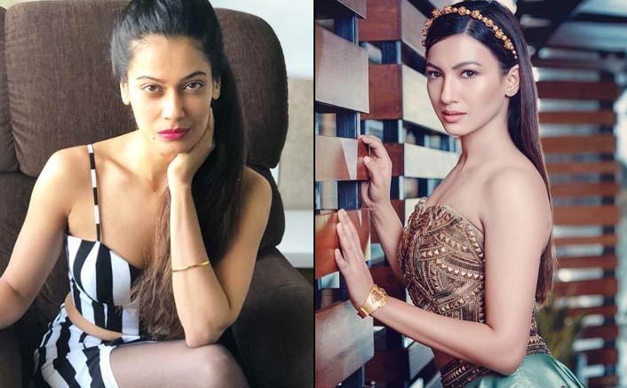 Payal, Gauahar's catfight goes religious