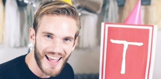 PewDiePie Gets Carried Away In His Latest Congratulations Song Dedicated T-Series