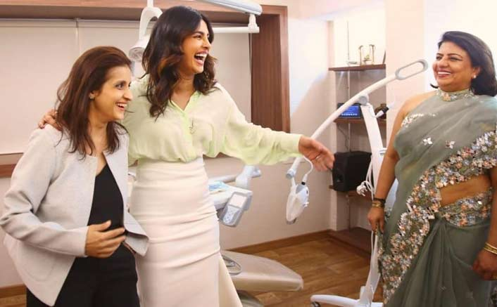Priyanka Chopra Pens A Heartwarming Note For Mother Madhu As She Starts New Venture