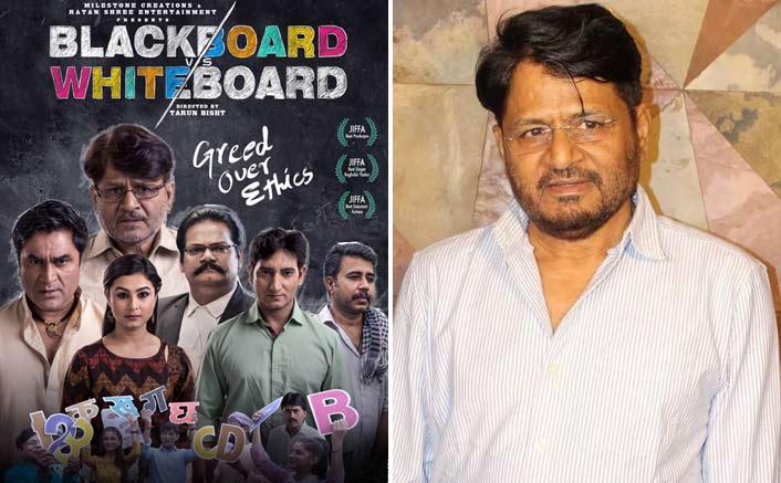 Raghubir Yadav opens on why Blackboard vs Whiteboard is a special film