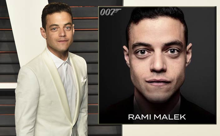 Rami Malek joins 'James Bond 25'
