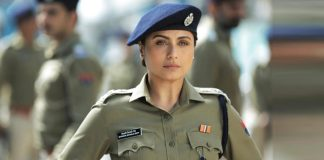 Rani dons the cop uniform in Mardaani 2!