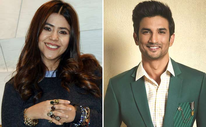 Ready to work with Ekta on any platform: Sushant
