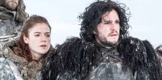 Kit Harington's Favourite Game Of Thrones Scene Is Of Rose Leslie Dying In His Arms!