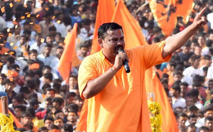 "BJP MLA Raja Singh: ""We Don't Have To Copy Anything From A Terrorist State Like Pakistan"""