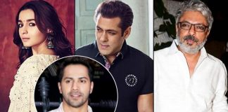 Salman Khan, Alia Bhatt & Sanjay Leela Bhansali's Inshallah To Have A Trilogy? Varun Dhawan Has An Answer!