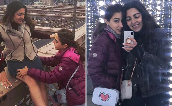 These Pictures Of Sara Ali Khan Will Tempt You To Take A Holiday!