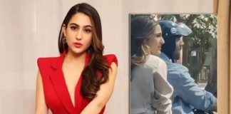 Sara Ali Khan In Trouble. Police Complaint Filed Against Her For Enjoying Bike Ride Without Helmet
