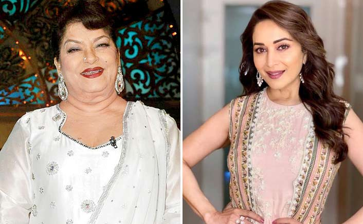 Saroj Khan makes women look graceful: Madhuri Dixit
