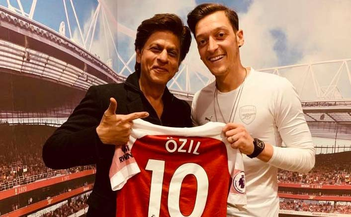 Shah Rukh Khan accepts invitation from his die-hard fan Mesut Özil