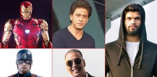 Shah Rukh Khan As Ironman, Akshay Kumar As Captain America - Blank Actor Karan Kapadia Tell Us About Our Own Avengers!