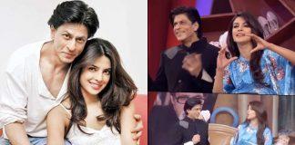 Shah Rukh Khan & Priyanka Chopra's Throwback Video Of Having 12 Children Will Make You LOL