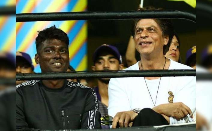 Shah Rukh Khan Spotted With Director Atlee Kumar! Is Collaboration On The Cards?