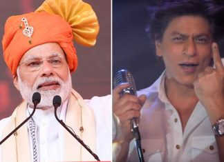 Shah Rukh Khan spreads a very important message regarding Indian elections through a fun song! #KAROMATDAN