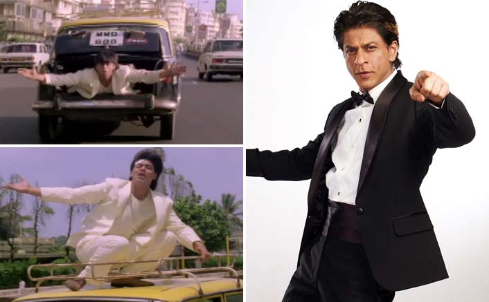 Shah Rukh Khan Takes A Funny Dig On Himself As A Fan Shares An Old Video