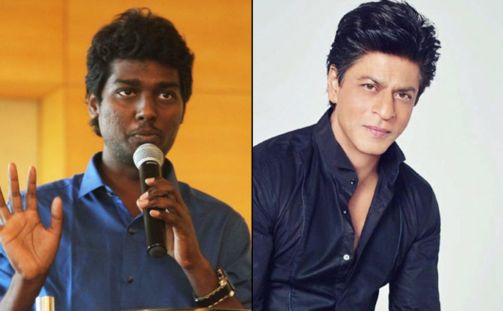 Shah Rukh Khan's Next ISN'T Mersal Remake; It's A Hindi Masala Film By Atlee Kumar?