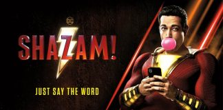 'Shazam!' a novel take on superheroes & comic to boot