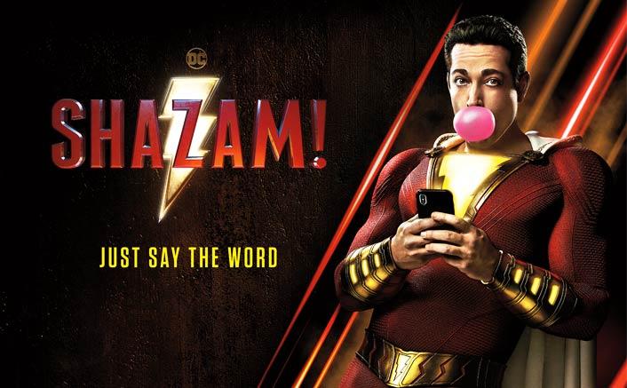 'Shazam!' a novel take on superheroes & comic to boot