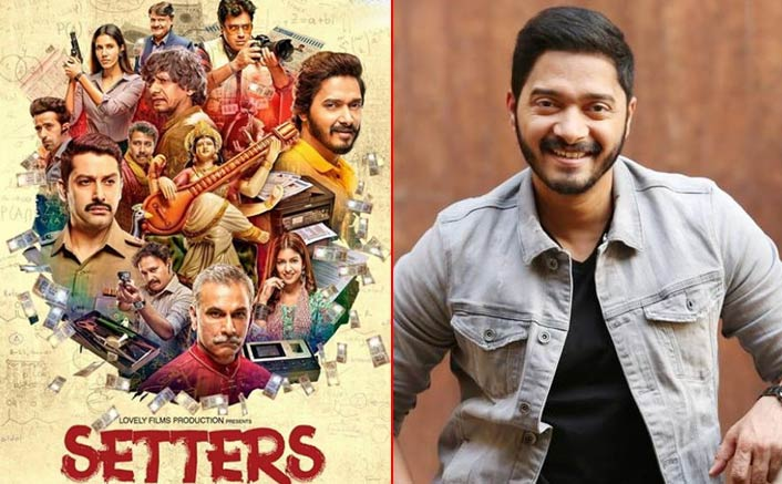 Shreyas Talpade happy to shed his comic image with an intense avtar in Setters