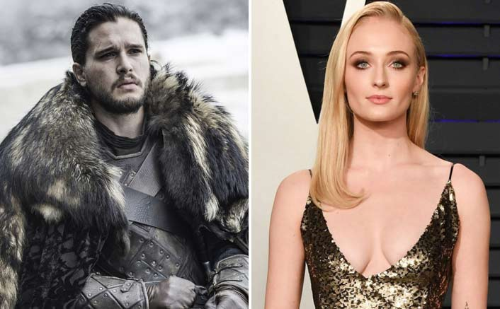 Game Of Thrones Season 8: Sophie Turner Let Kit Harington Take The Extra Money Home! Here's Why