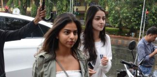 Suhana, Ananya give best friends forever goals