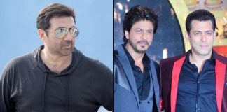 Sunny Deol To Work In A Multi-Starrer Film Opposite Salman Khan, Shah Rukh Khan? The Actor Reveals